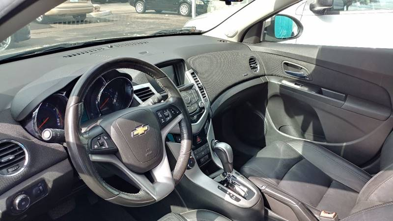 2013 Chevrolet Cruze for sale at Modern Auto Sales in Fort Myers FL