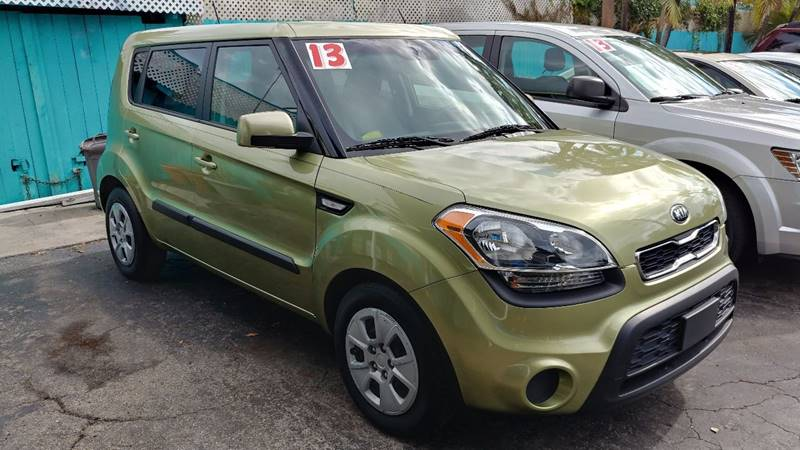 2013 Kia Soul for sale at Modern Auto Sales in Fort Myers FL