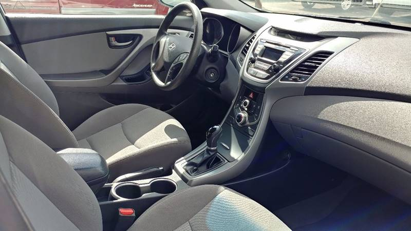 2015 Hyundai Elantra for sale at Modern Auto Sales in Fort Myers FL