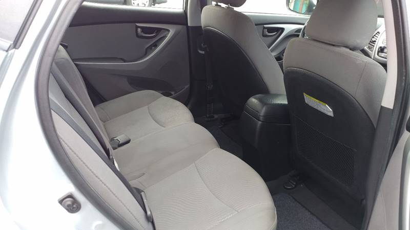 2014 Hyundai Elantra for sale at Modern Auto Sales in Fort Myers FL