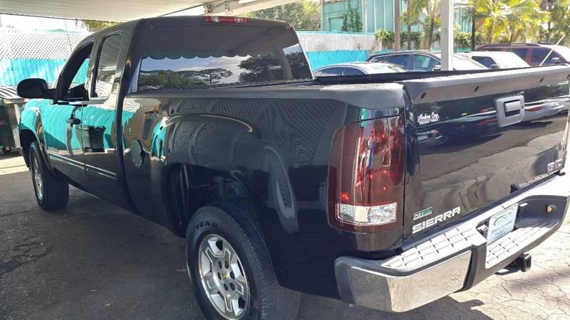 2011 GMC Sierra 1500 4x2 SL 4dr Extended Cab 6.5 ft. SB - Fort Myers FL