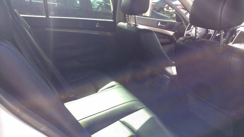 2011 Infiniti G25 Sedan for sale at Modern Auto Sales in Fort Myers FL