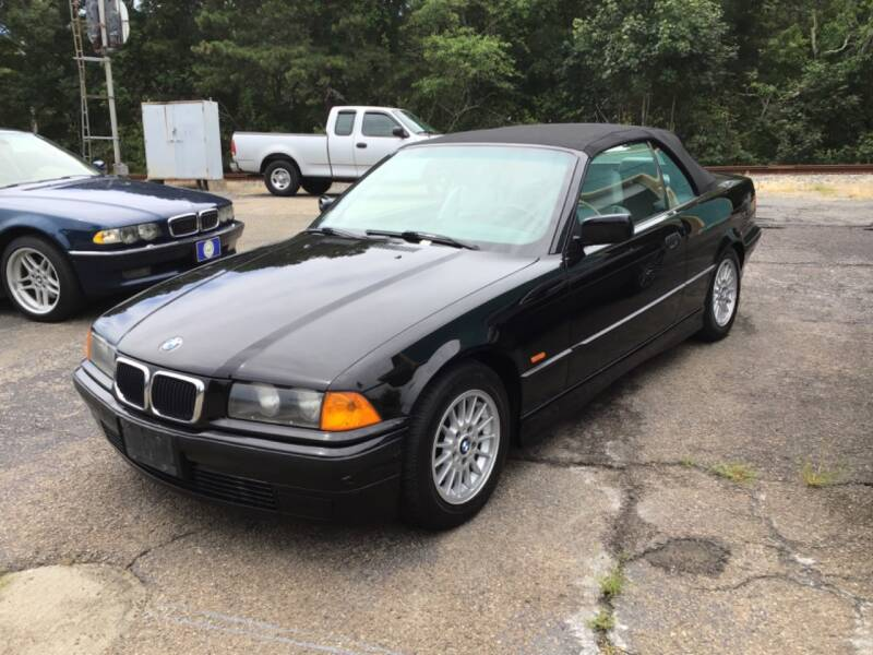1998 BMW 3 Series 323i 2dr Convertible - Hyannis MA