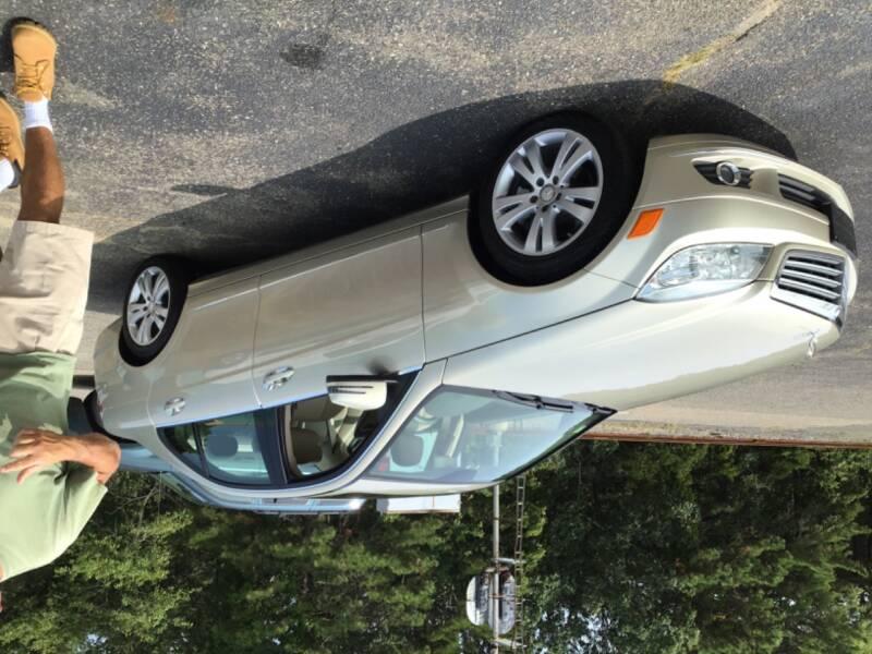 2011 Mercedes-Benz C-Class AWD C 300 Luxury 4MATIC 4dr Sedan - Hyannis MA