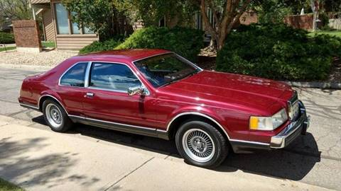 1988 Lincoln Mark VII for sale in Longmont, CO
