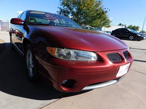 2000 Pontiac Grand Prix for sale in Longmont, CO