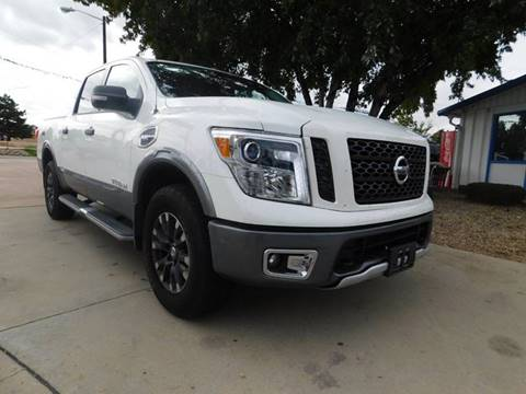 2017 Nissan Titan for sale in Longmont, CO