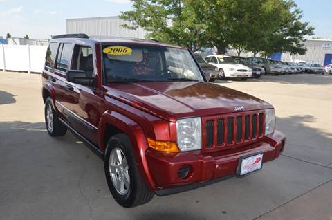 2006 Jeep Commander for sale in Longmont, CO