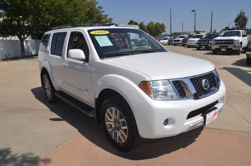 2008 Nissan Pathfinder 4x4 LE V8 4dr SUV   Longmont CO