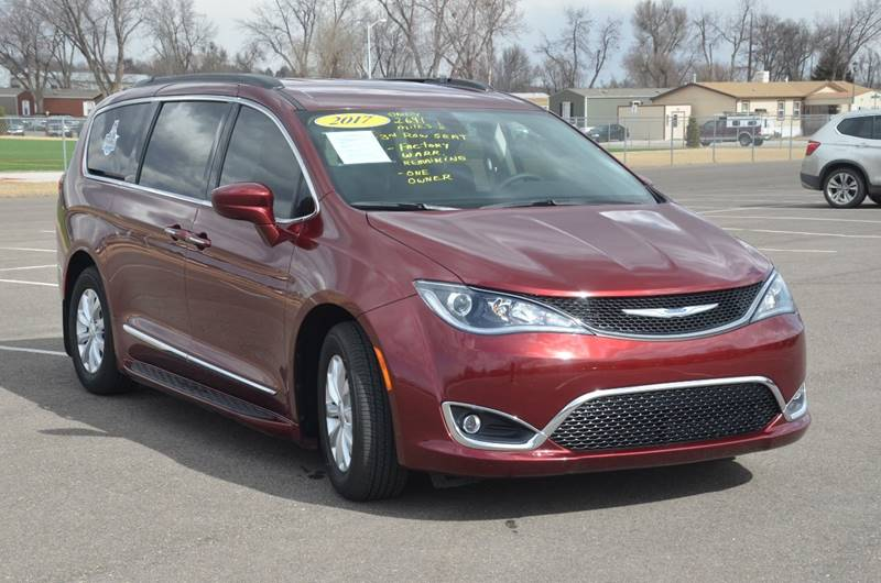 2017 pacifica touring l owners manual