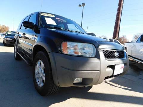 2002 Ford Escape for sale in Longmont, CO