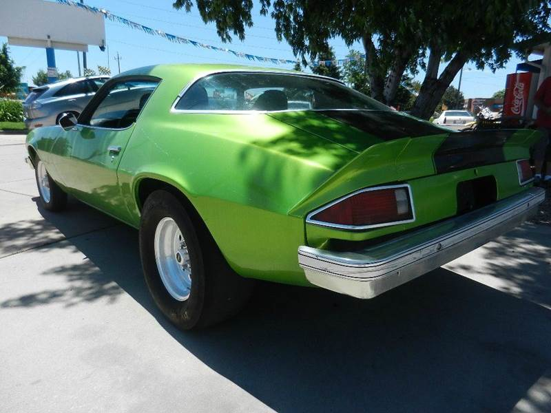 1975 Chevrolet Camaro DRAG CAR - Longmont CO