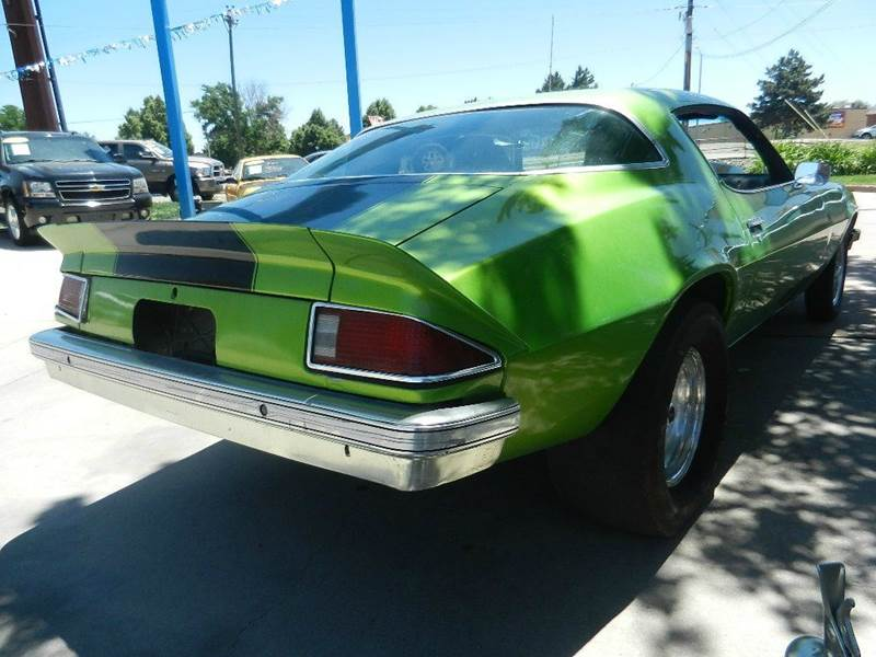1975 Chevrolet Camaro DRAG CAR - Longmont CO