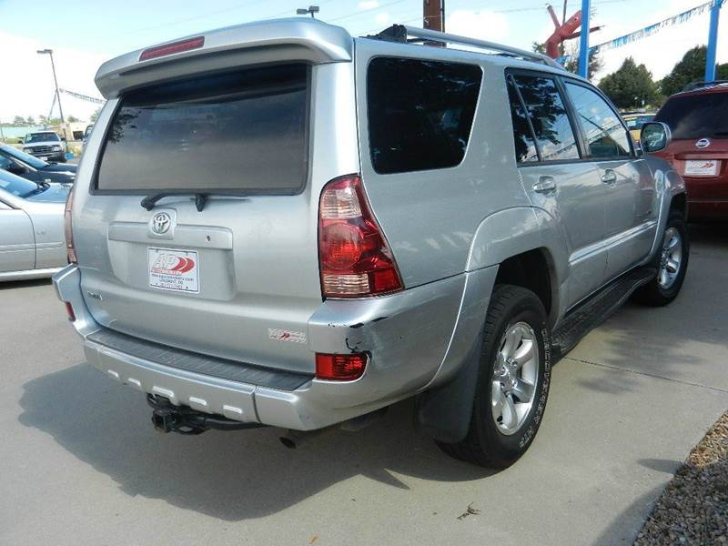 2005 Toyota 4Runner Sport Edition 4WD 4dr SUV - Longmont CO