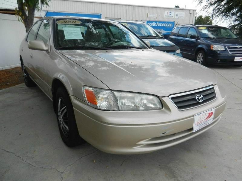 2001 Toyota Camry LE 4dr Sedan   Longmont CO