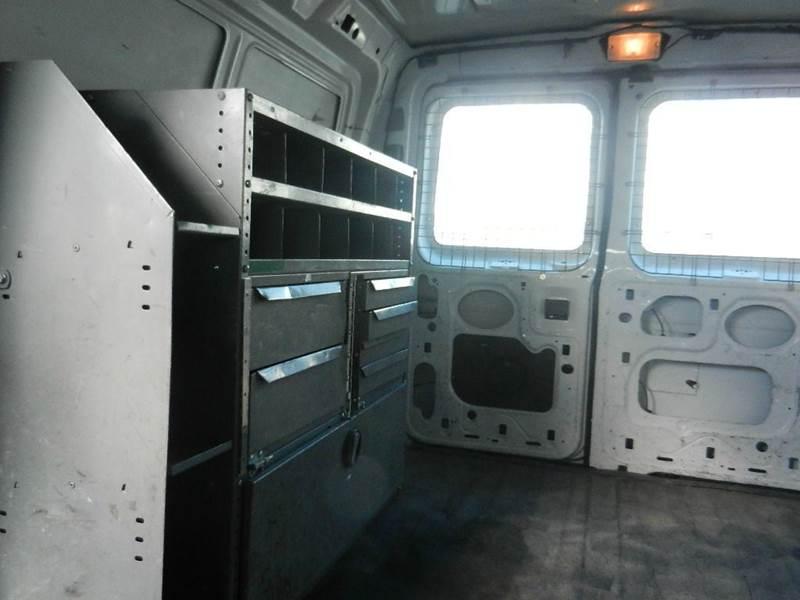 2003 Ford E-Series Cargo E-250 3dr Cargo Van - Longmont CO