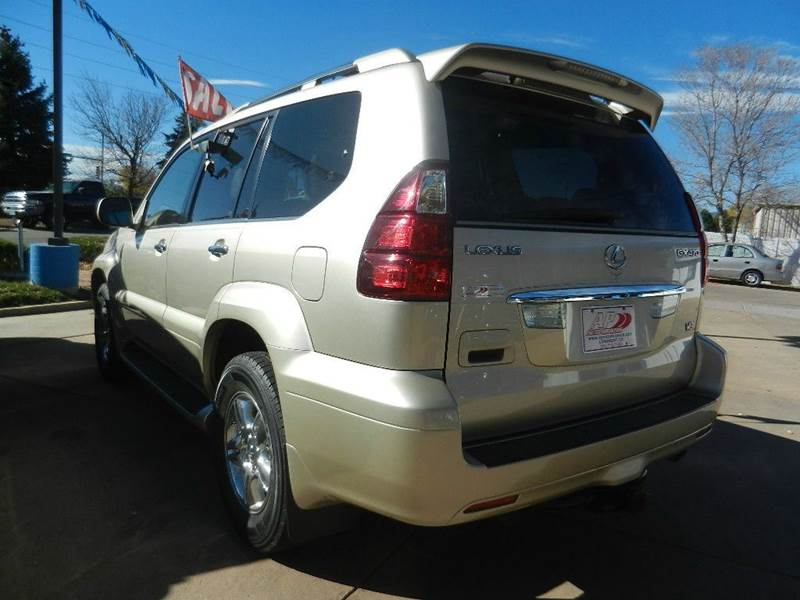 2008 Lexus GX 470 Base AWD 4dr SUV - Longmont CO