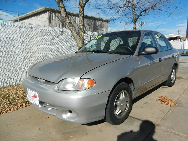 1999 Hyundai Accent GL 4dr Sedan - Longmont CO