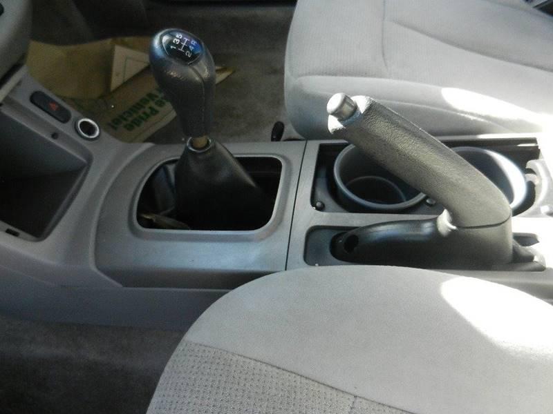 2002 Nissan Altima 2.5 S 4dr Sedan - Longmont CO