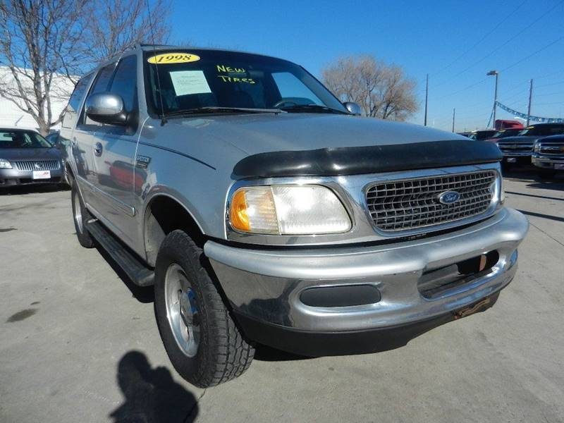 1998 Ford Expedition XLT 4dr 4WD SUV - Longmont CO