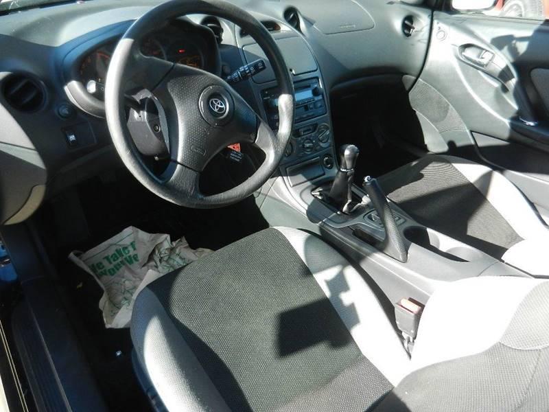 2004 Toyota Celica GT 2dr Hatchback - Longmont CO