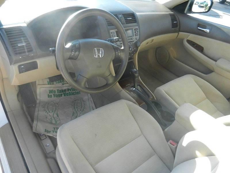 2006 Honda Accord EX 4dr Sedan 5A - Longmont CO