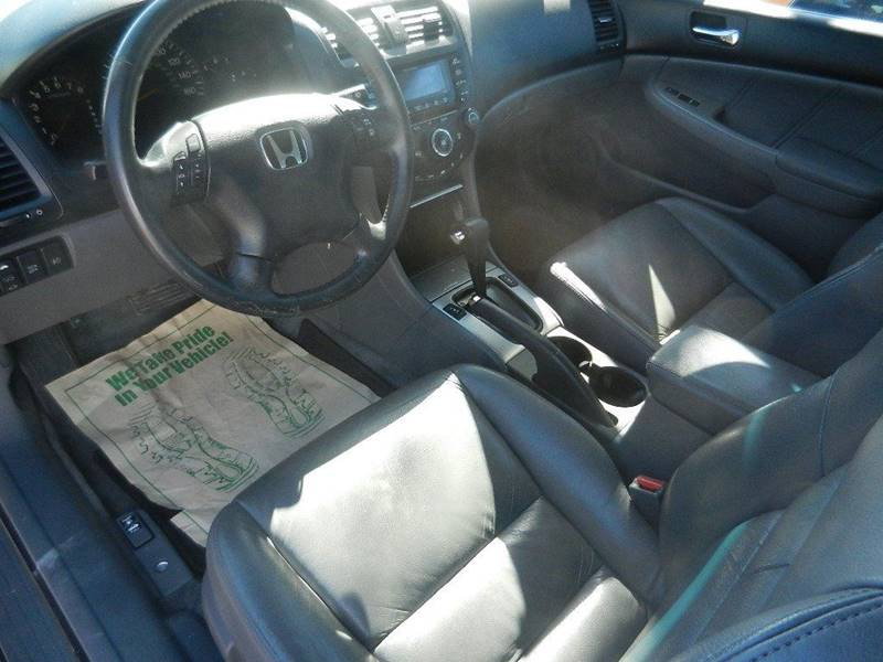 2005 Honda Accord EX V-6 4dr Sedan - Longmont CO