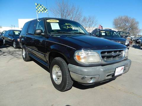 2000 Ford Explorer for sale in Longmont, CO