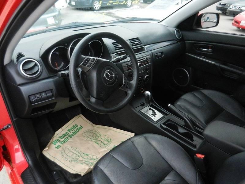 2007 Mazda MAZDA3 s Grand Touring 4dr Wagon (2.3L I4 5A) - Longmont CO