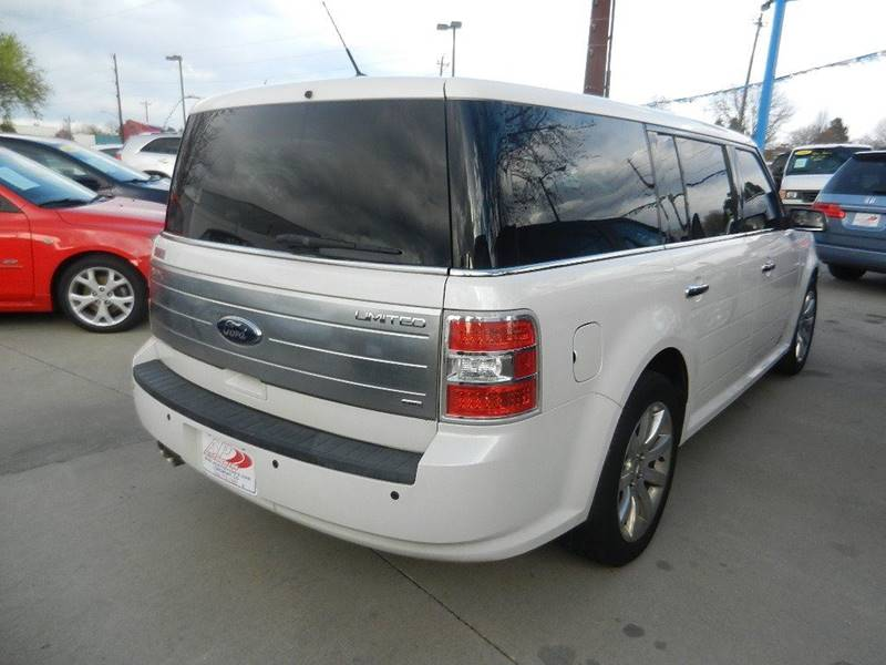 2009 Ford Flex AWD Limited Crossover 4dr - Longmont CO