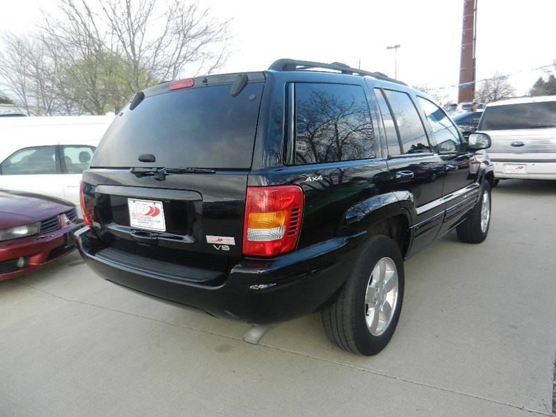 2001 Jeep Grand Cherokee Limited 4WD 4dr SUV - Longmont CO