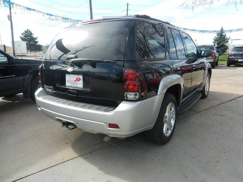 2008 Chevrolet TrailBlazer 4x4 LT1 4dr SUV - Longmont CO