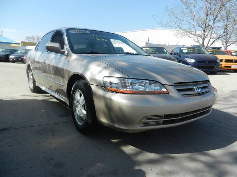 2001 Honda Accord EX V6 4dr Sedan - Longmont CO
