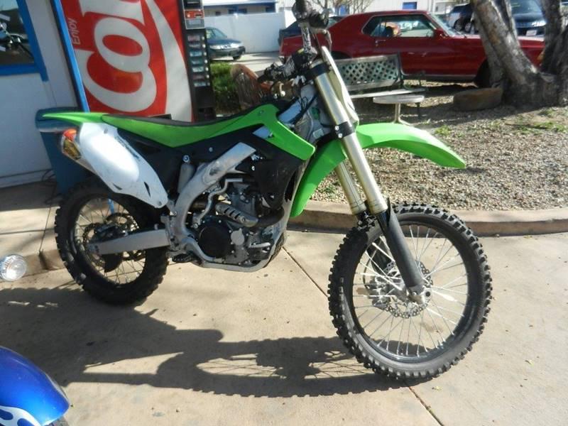2012 Kawasaki KX450F  - Longmont CO