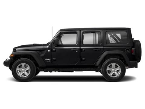 2019 Jeep Wrangler Unlimited for sale in Duncanville, TX