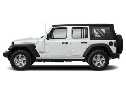 2020 Jeep Wrangler Unlimited for sale in Duncanville, TX