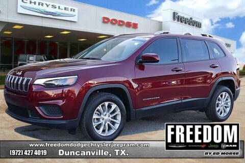 2020 Jeep Cherokee Latitude for sale at Freedom Chrysler Jeep Dodge in Duncanville TX