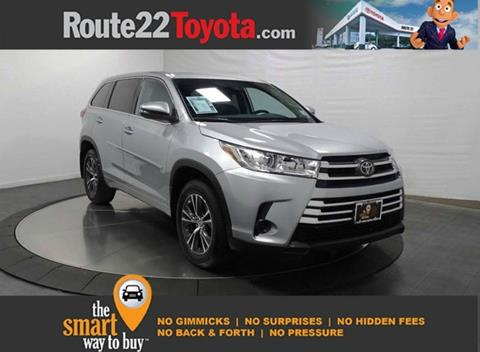 2018 Toyota Highlander for sale in Hillside, NJ