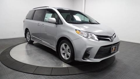 2020 Toyota Sienna for sale in Hillside, NJ