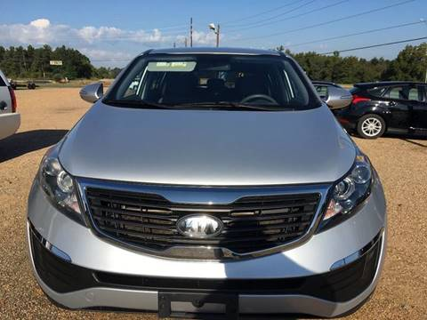 2011 Kia Sportage for sale in New Boston, TX