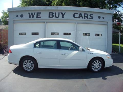 2010 Buick Lucerne for sale in Albany, NY