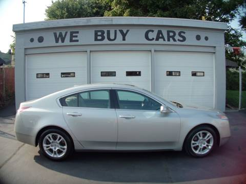 2011 Acura TL for sale in Albany, NY