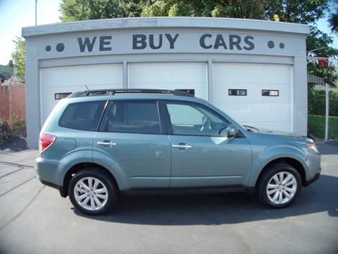 2011 Subaru Forester for sale in Albany, NY