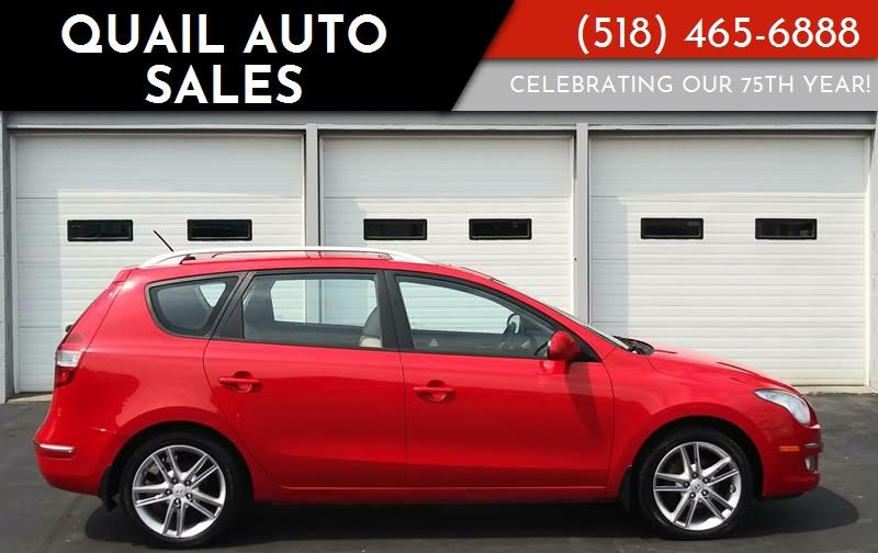 2011 Hyundai Elantra Touring For Sale At Quail Auto Sales In Albany NY