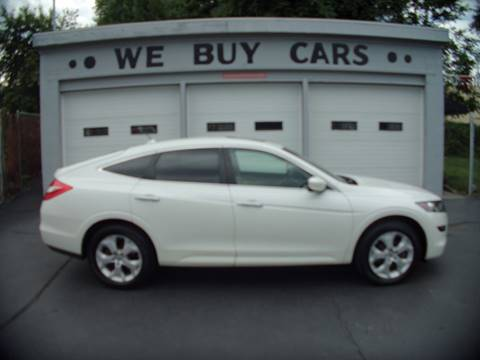 2011 Honda Accord Crosstour for sale in Albany, NY