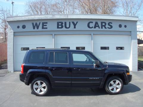 2011 Jeep Patriot for sale in Albany, NY