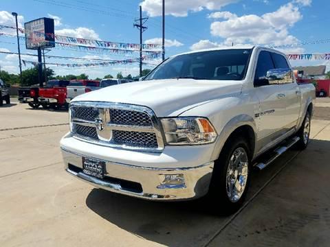 2012 RAM Ram Pickup 1500 for sale in Amarillo, TX