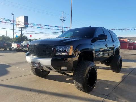 2012 Chevrolet Tahoe for sale in Amarillo, TX