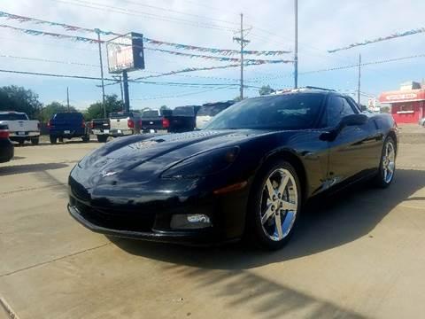 2008 Chevrolet Corvette for sale in Amarillo, TX