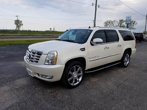 2007 Cadillac Escalade ESV for sale in North Freedom WI